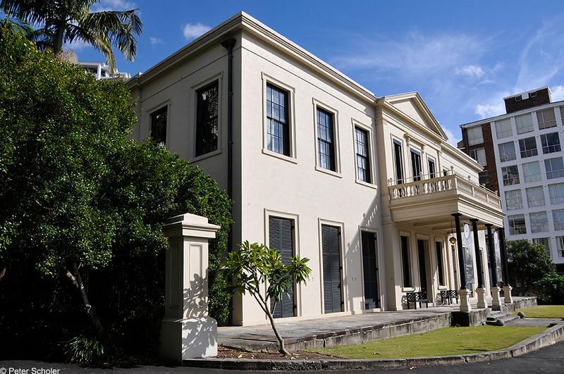 Elizabeth Bay House<br /> 7 Onslow Avenue, Elizabeth Bay <br /> Sydney