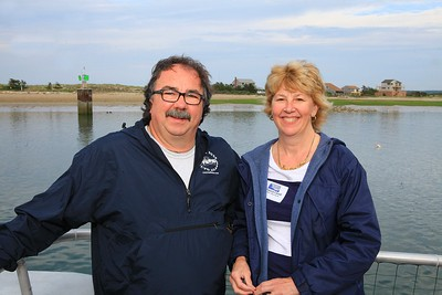"""Faces Seen On Scene aboard the Plymouth Cruises """"Lobster Tales"""" boat for the Plymouth Area Chamber of Commerce monthly Business After Hours event on June 16. Wicked Local Photo.Denise Maccaferri"""