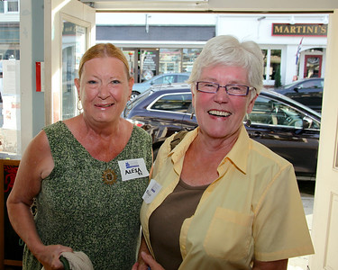 Faces Seen on Scene at the Plymouth Chamber of Commerce Business After Hours held Thursday 8/22 at the Full Sail.