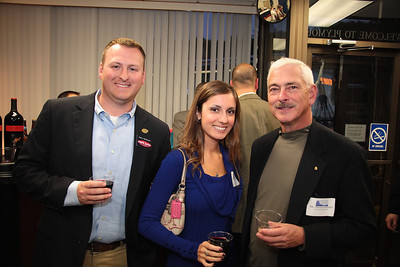 Faces Seen On Scene at the Plymouth Area Chamber of Commerce Business After Hours event held at the Plymouth & Brockton Street Railway Company on Thursday October 24.
