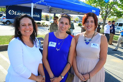 Faces Seen On Scene at the Plymouth Area Chamber of Commerce Business After Hours Hosted by Easter Bank. Wicked Local Photo/Denise Maccaferri  Faces Seen On Scene at the Plymouth Area Chamber of Commerce Business After Hours hosted by Eastern Bank. Wicked Local Photo/Denise Maccaferri