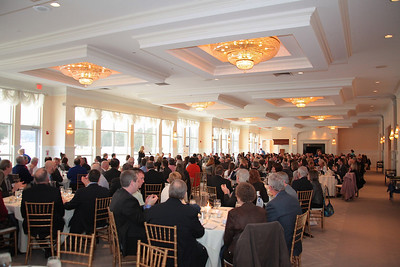 Members of the Plymouth Area Chamber of Commerce gather for the 2014 Annual Meeting and Luncheon on Friday January 10 at the Indian Pond Country Club.