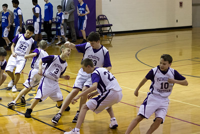 2/10/2012 PCA Basketball
