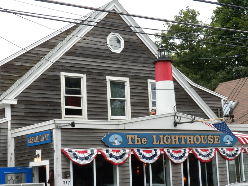 Light House Restaurant, Wellfleet, MA