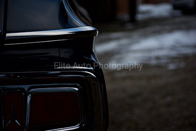 Plymouth Fury Taillight