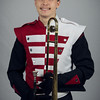 Portage High School Band Senior Photos