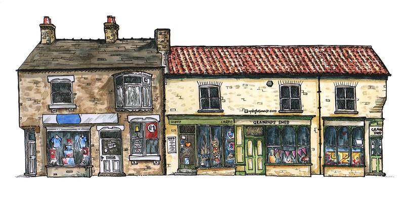 Pocklington Market Street #1