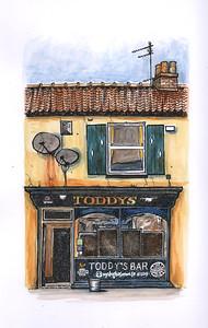 Toddy's Bar