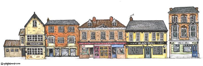 Pocklington Market Street #2