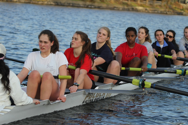 Pocock Youth Rowing 2013