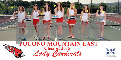 2014-2015 Girls Tennis