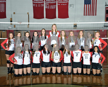 2014 - 2015 Volleyball