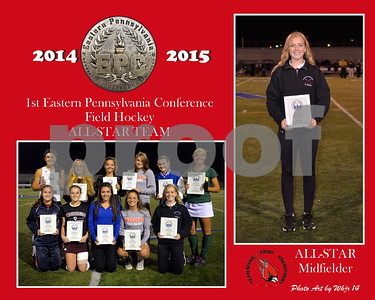 PM East Field Hockey All Star