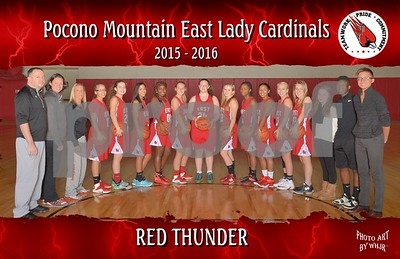 2015-2016 Girls Basketball