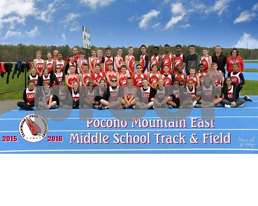 2015-2016 Middle School Track & Field