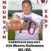 #70 Shawn Gallemore