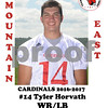 #14 Tyler Horvath