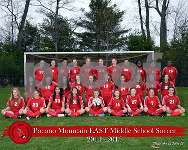 7TH AND 8TH Grade Girls Soccer