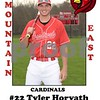 # 22 Tyler Horvath