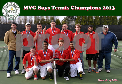 MVC PME Boys Tennis