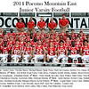 2014 Junior Varsity Football