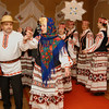 EU 245 - Belarus, Carolers from Nowa Mysz village