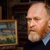 EU 281 - Belarus, Painter Waleri Schtshasny