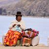 AM 322 - Bolivia, At Lake Titicaca