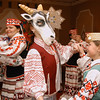 EU 244 - Belarus, Carolers from Nowa Mysz village