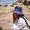 AM 310 - Bolivia, At Lake Titicaca