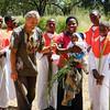 AF 512 - Zambia, Palm Sunday in Palgrove, Fr. Roman Janowski SVD