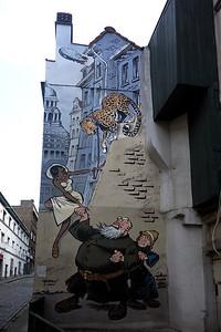 Belgia, Bruksela, 2014