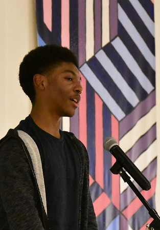 Poetry Out Loud Competition