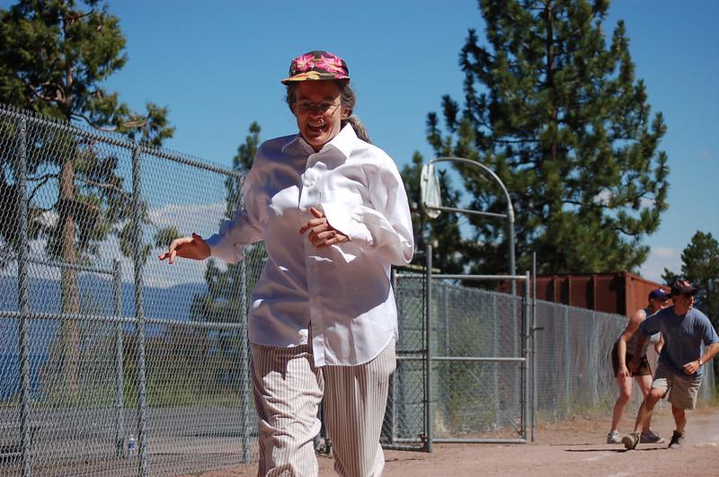 Poetry Program<br /> Poet Softball - Sharon Olds