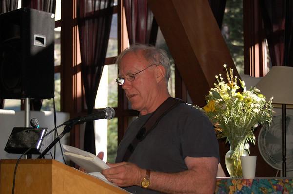 Poetry Program<br /> Robert Hass Craft Talk