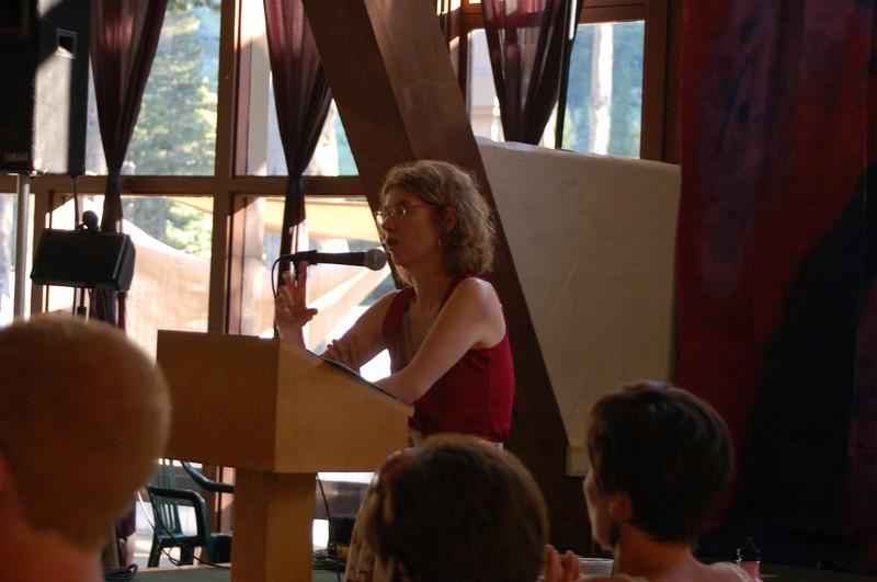 Poetry Program<br /> Brenda HIllman Craft Talk