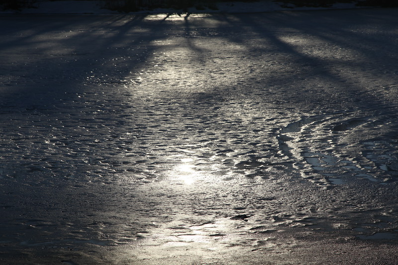 Spring. Ice Melting / Весна. Лед тает