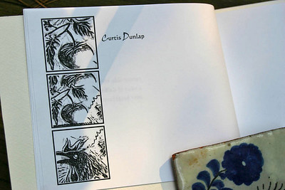 Poet's name page.