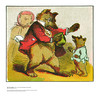 The Three Bears, illus. from Fairy Moonbeam Story Book<br /> 1880, McLoughlin Bros., NY<br /> <br /> <br /> From the personal library of Robert Duncan. The Poetry Collection, University Libraries<br /> University at Buffalo, The State University of New York