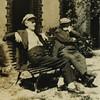 """The Joyces at Rocofoin""--James Joyce and M. Monnier"