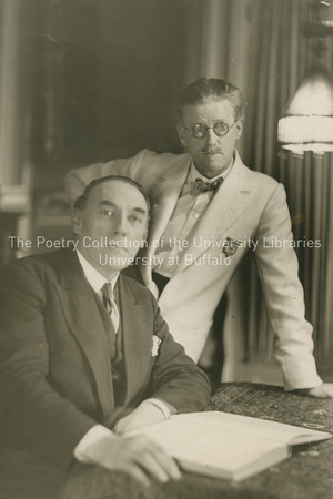 James Joyce and John Sullivan