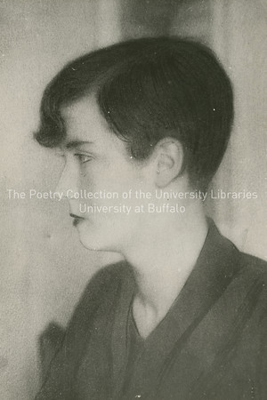 Photograph from the La Hune exhibition--Lucia Joyce