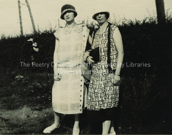 Nora Joyce and Lucia