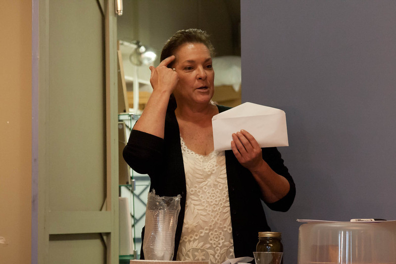 Susan Nelson Myers describes the power that aromas have to bring back memories.