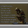 Angel Veselinov, Poetry,  Thinking Thinker, Rictographs Images