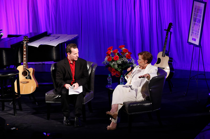 CMHOF Poets & Prophets with Sharon Vaughn on August 5, 2017. Photos by Donn Jones Photography