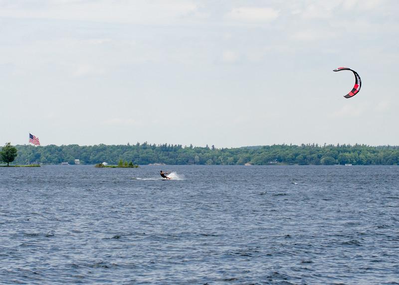 Kite Boarding