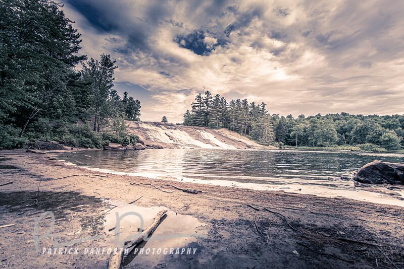 Lamspon Falls