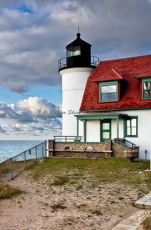 Point Betsie Lighthouse I