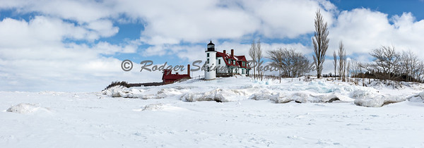 Point Betsie Ice II